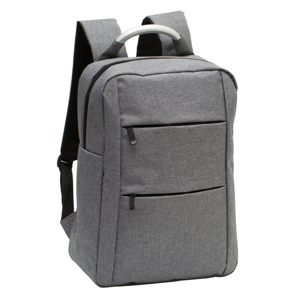 Austere city backpack, grey photo
